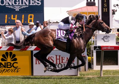 Miss Temple City - 2015 Hilltop Stakes - Win Photo