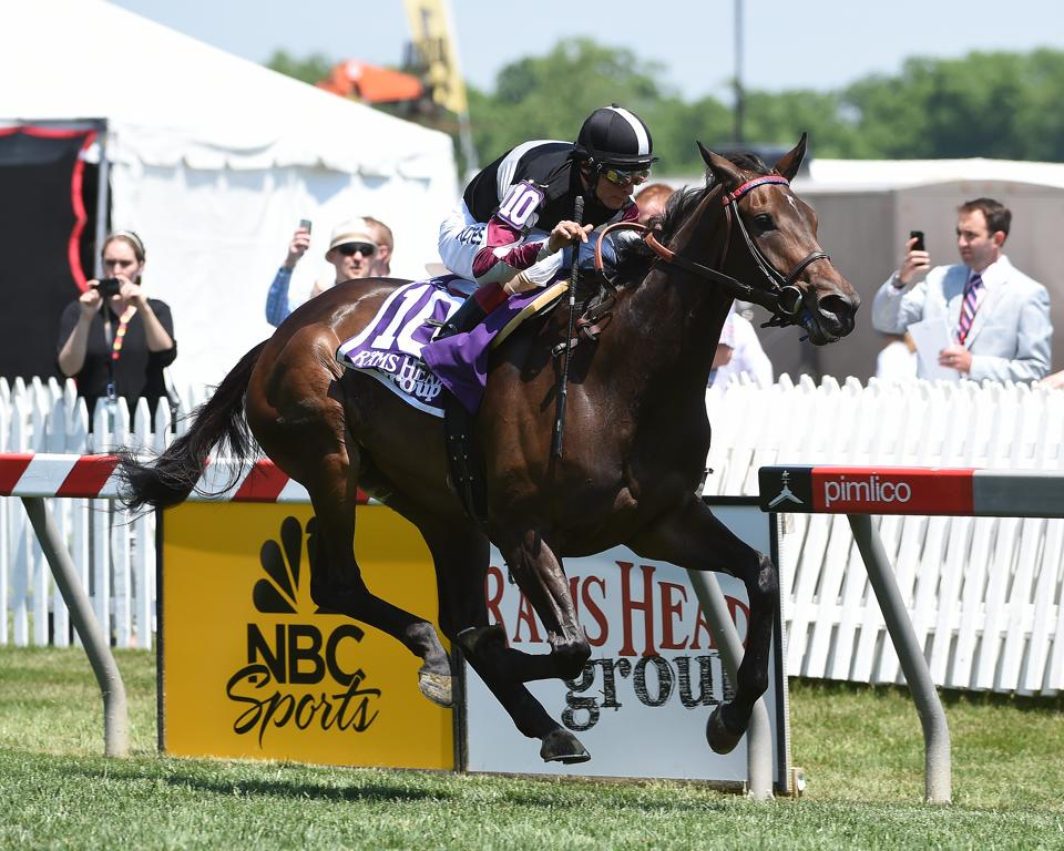 Miss Temple City -- Hilltop Stakes